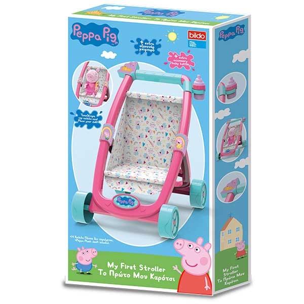 Kolica za lutke Pepa Prase BILDO 8146 - ODDO igračke