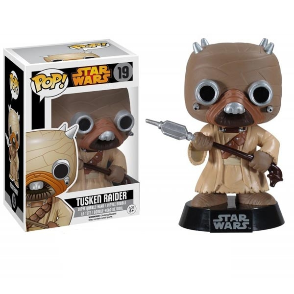 Funko Star Wars POP! Vinyl Bobble-Head Tusken Raider Black Box Re-Issue 10 cm FK6042 - ODDO igračke