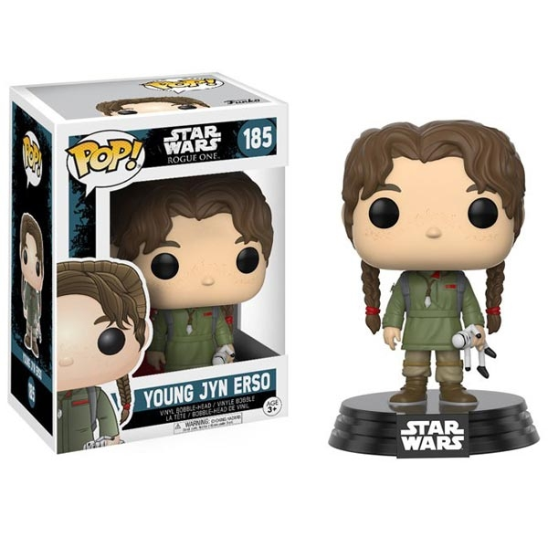Funko Star Wars Rogue One POP Vinyl - Young Jyn Erso 036849 - ODDO igračke