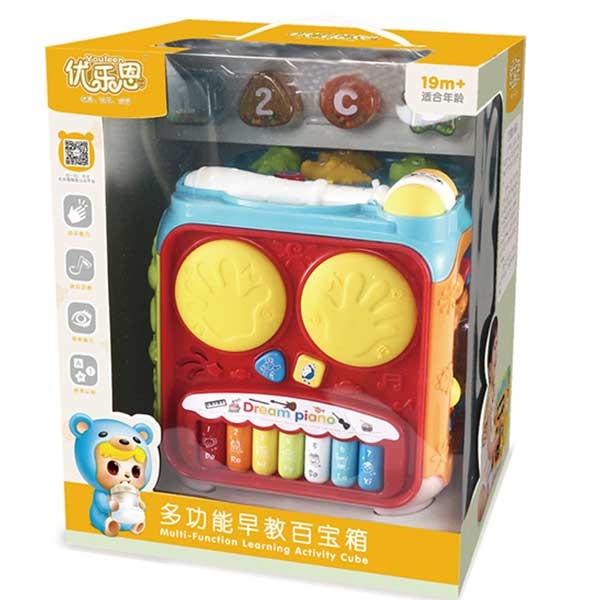 Aktiviti kocka YL63601 - ODDO igračke
