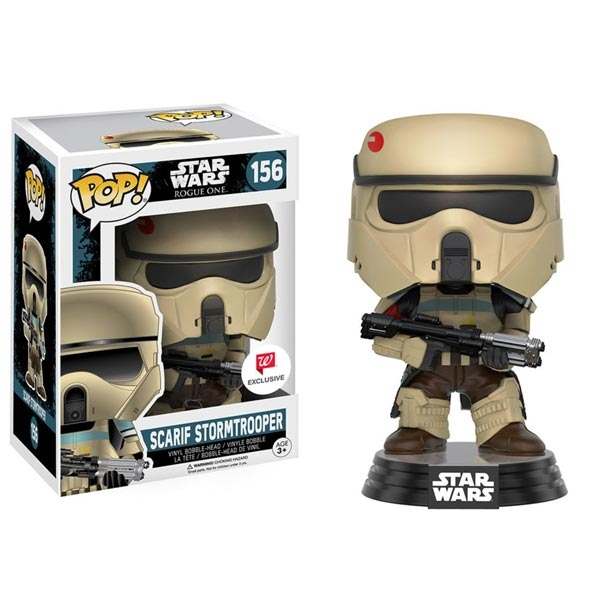 Funko Star Wars Rogue One POP Vinyl - Scarif Strooper Blaster 036847 - ODDO igračke