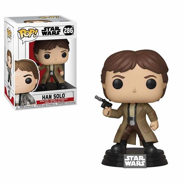 Funko Star Wars POP Vynil - Han Solo (Endor) 036143 - ODDO igračke