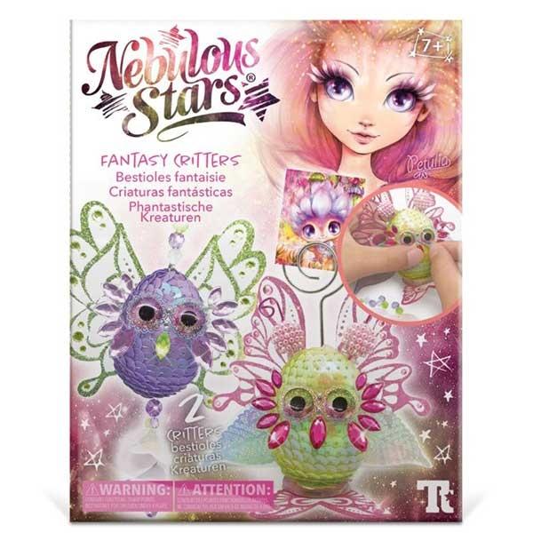 Nebulous Stars Fantasy Critters Magična stvorenja - Kreativni set 11019 - ODDO igračke