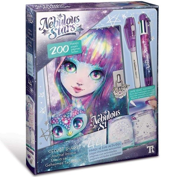 Nebulous Stars Isadoras Secret Diary Isadorin tajni dnevnik 11104 - ODDO igračke