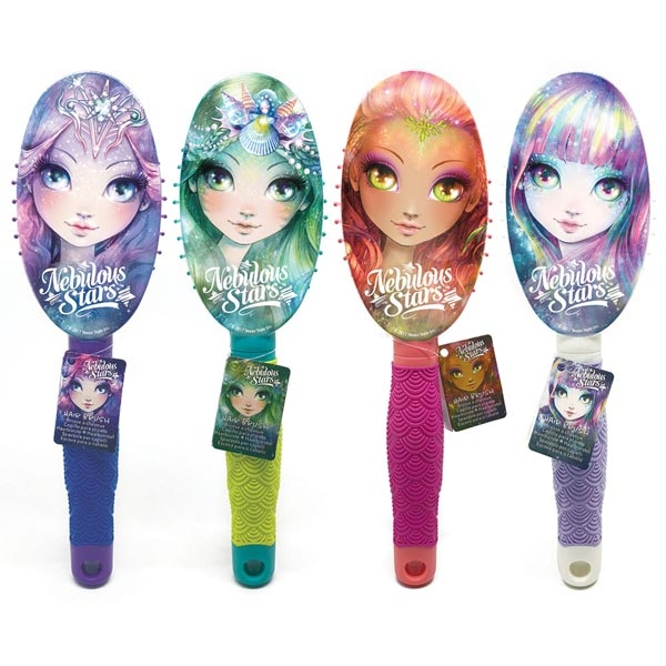 Nebulous Stars Hair Brush Četka za kosu 11519 - ODDO igračke