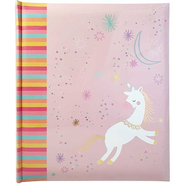 Album 13x18 / 200 Unicorn K2846P - ODDO igračke