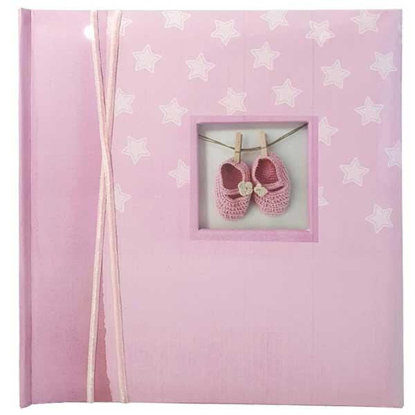 Album 10X15 / 200 Star Pink K2831P - ODDO igračke