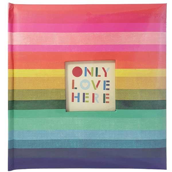 Album 10X15 / 200 Rainbow K2837_2 - ODDO igračke