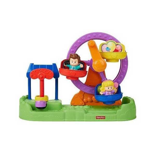 Fisher Price panoramski točak Little People DRY09 - ODDO igračke