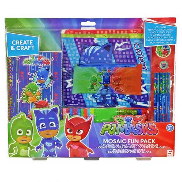 PJ Masks Kreativni set jumbo PJM-4584 - ODDO igračke