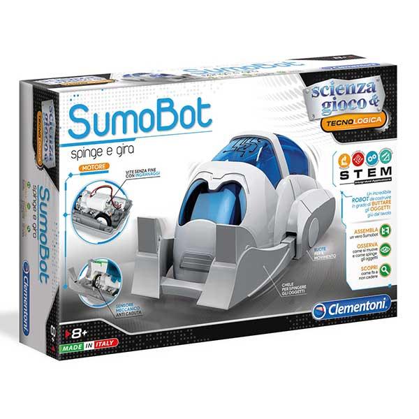 Clementoni Sumobot CL17370 - ODDO igračke