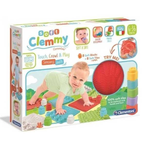 Clementoni CLEMMY maxi baby puzzle CL17352 - ODDO igračke