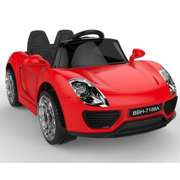 Auto na akumulator pink 12V4.5*1+380#*2 BBH7188A 11/17188 - ODDO igračke