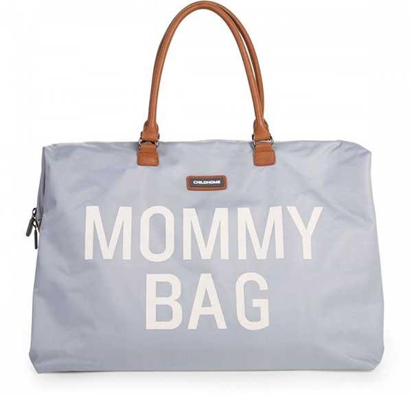 Mommy Bag grey / white CWMBBGR - ODDO igračke