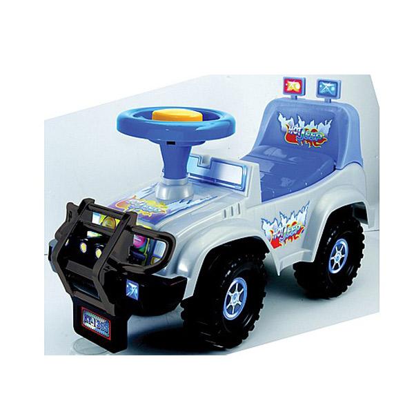 Guralica Trkački džip (sivi) KY13362 - ODDO igračke