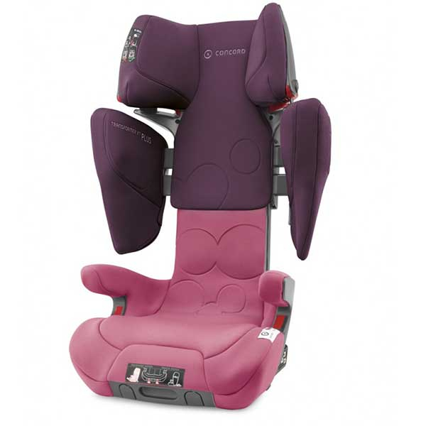 Auto sedište Concord TRANSFORMER XT PLUS Carmin pink 7502 117 - ODDO igračke