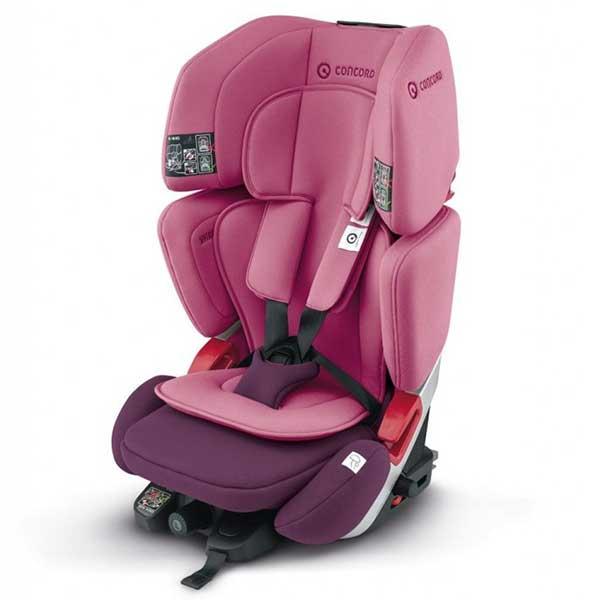 Auto sedište CONCORD VARIO XT-5 CARMIN pink 7500 117 - ODDO igračke