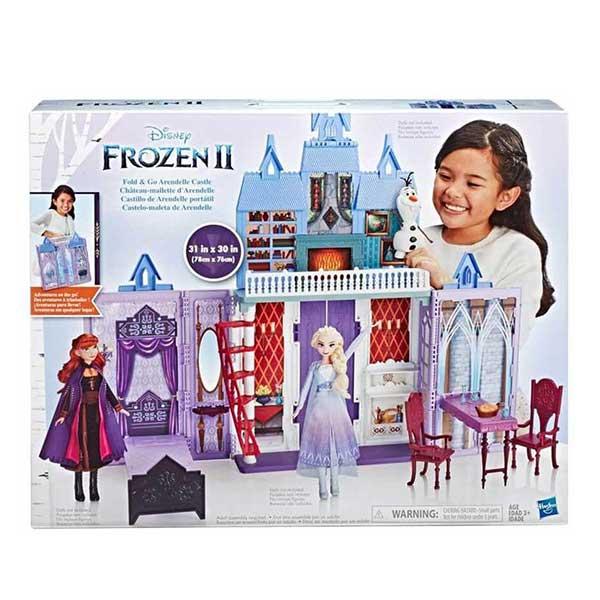 Frozen 2 dvorac koferčić set E5511 - ODDO igračke