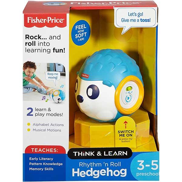 Fisher Price Edukativni jez Rhythm N' Roll nauči engleski FGP52 - ODDO igračke