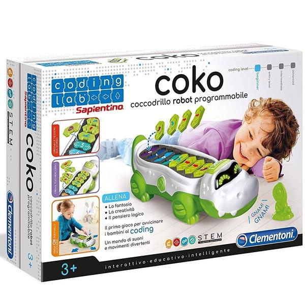 Clementoni Coco Krokodil koji se programira CL17378 - ODDO igračke