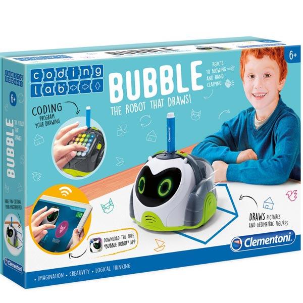 Clementoni Bubble Drawing Robot-Robot koji crta CL75052 - ODDO igračke