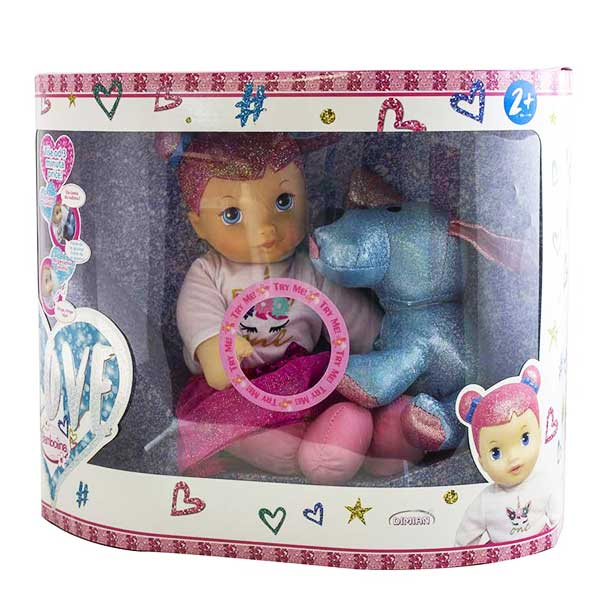 Bambolina interaktivna lutka Molly sa kucom DI1200 - ODDO igračke