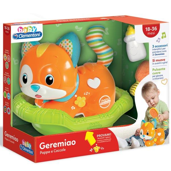 Clementoni Interaktivna maca mezimica CL50338 - ODDO igračke