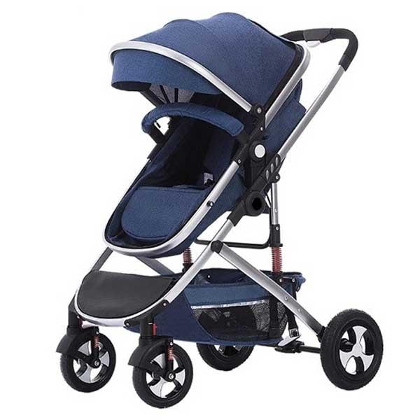 Kolica za bebe BBO SPRINTER - Plava 808CPL - ODDO igračke