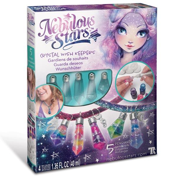 Nebulous Stars Crystal Wish Keepers Kristalni čuvar želja 11107 - ODDO igračke