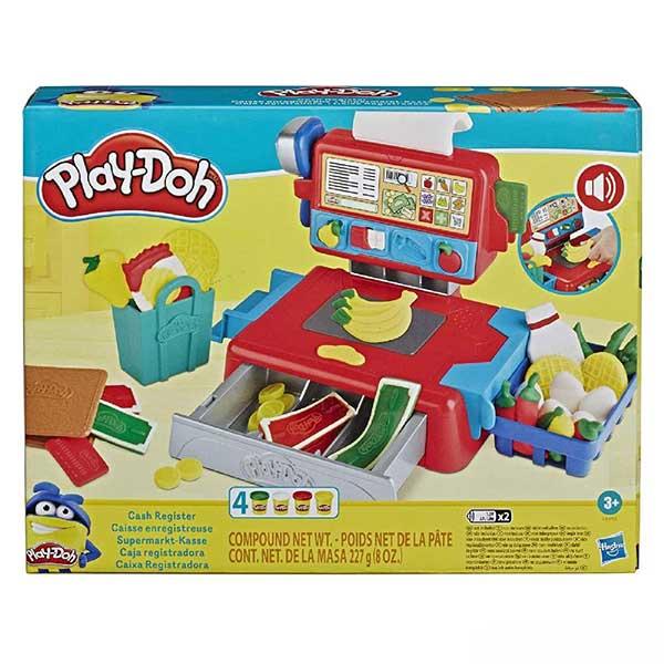 Plastelin PlayDoh kasa E6890 - ODDO igračke