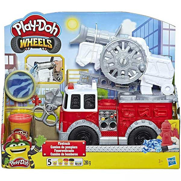 PlayDoh vatrogasni kamion set E6103 - ODDO igračke