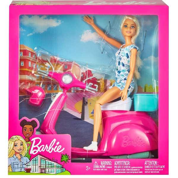 Barbie sa motorom 21760 - ODDO igračke
