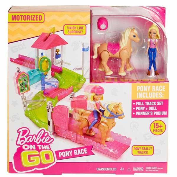 Barbie i njena ergela FHV66 - ODDO igračke