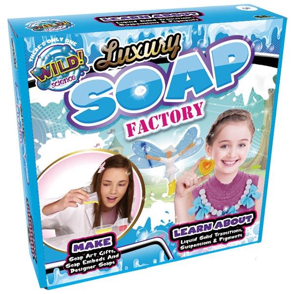 Kreativni set WILD SCIENCE Luxury Soap Luksuzni sapun 410012 - ODDO igračke