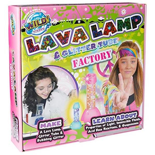Kreativni set WILD SCIENCE Lava Lamp Factory 410013 - ODDO igračke