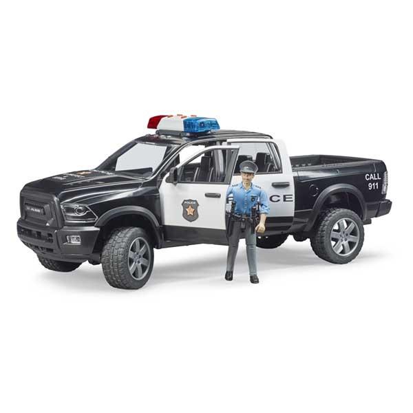 Džip RAM Police sa figurom 025052 - ODDO igračke