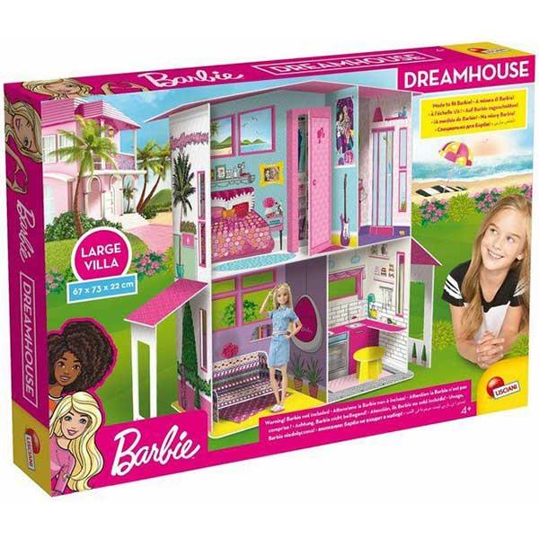 Barbie kuća iz snova Lisciani 68265 - ODDO igračke