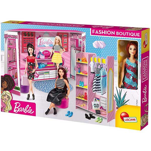 Barbie soba iz snova sa lutkom Lisciani 76918 - ODDO igračke