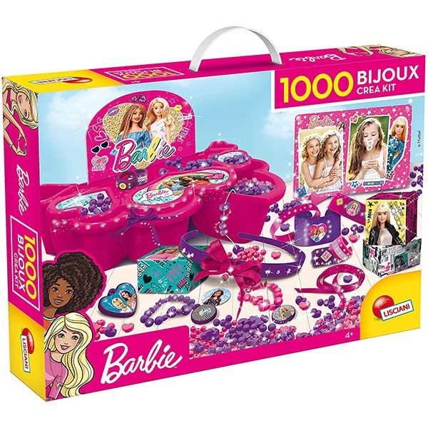 Barbie set za pravljenje nakita 1000pcs Lisciani 76901 - ODDO igračke