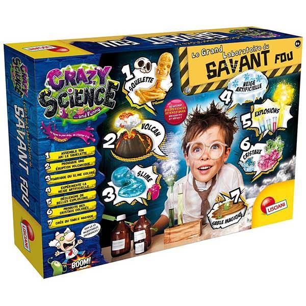 Crazy Science Velika Laboratorija Lisciani EN75188 - ODDO igračke