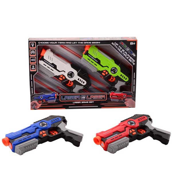 Laser VS Laser game set 2ass 26099 - ODDO igračke