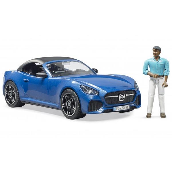 Auto Roadster sa vozačem Bruder 034818 - ODDO igračke