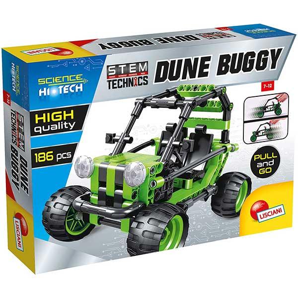 HI -Tec Nauka edukativna igra konstruktor Dune Buggy 186pcs Lisciani EX77311 - ODDO igračke