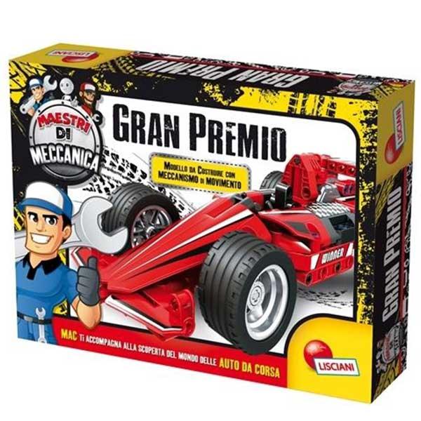HI -Tec Nauka edukativna igra konstruktor Formula Gran Prix 162pcs Lisciani EX77304 - ODDO igračke