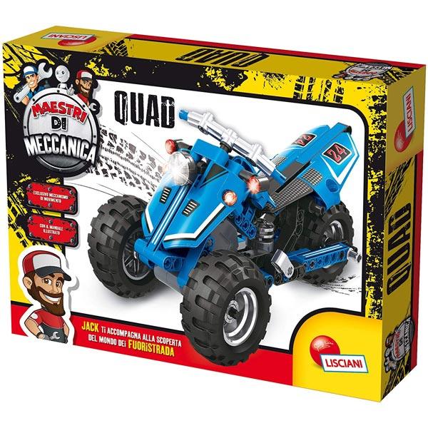 HI -Tec Nauka edukativna igra konstruktor Quad 159pcs Lisciani EX77298 - ODDO igračke