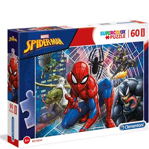Clementoni puzzla Spiderman MAXI 60pcs 26444 - ODDO igračke