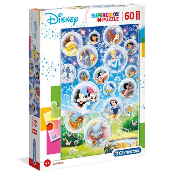 Clementoni puzzla Standard Characters MAXI 60pcs 26448 - ODDO igračke