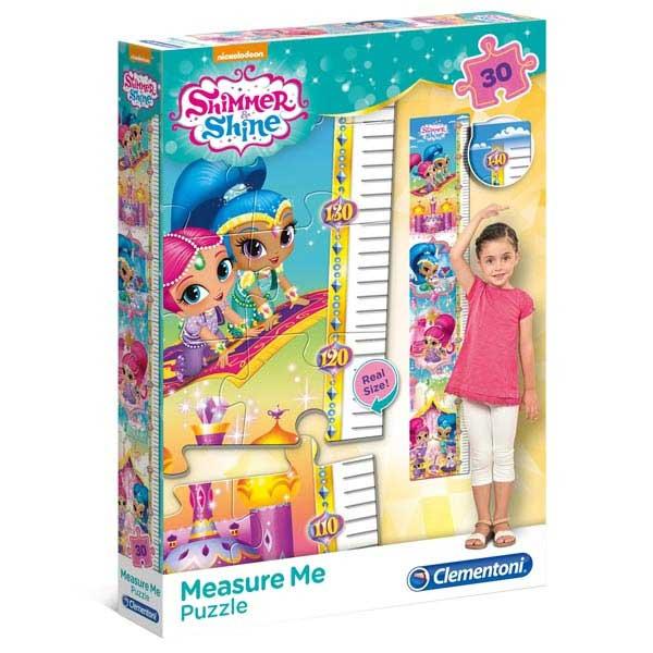 Clementoni Puzzla visinomer Shimmer & Shine 30pcs 20322 - ODDO igračke