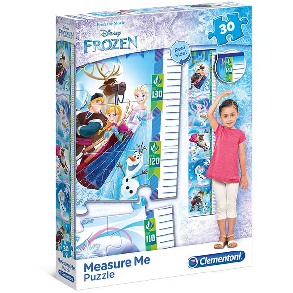 Clementoni Puzzla visinomer Frozen 30pcs 20325 - ODDO igračke