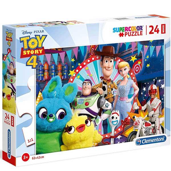 Clementoni puzzla Toy Story 24 maxi 28515 - ODDO igračke
